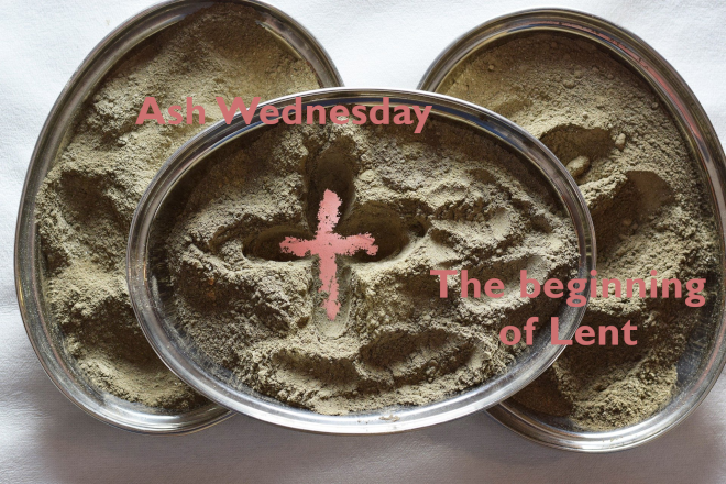 Ash Wednesday and Lent