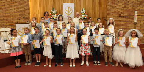 First communicants