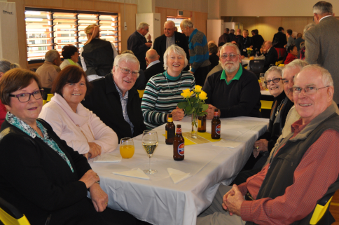 Father Quinlan's 50th jubilee celebration